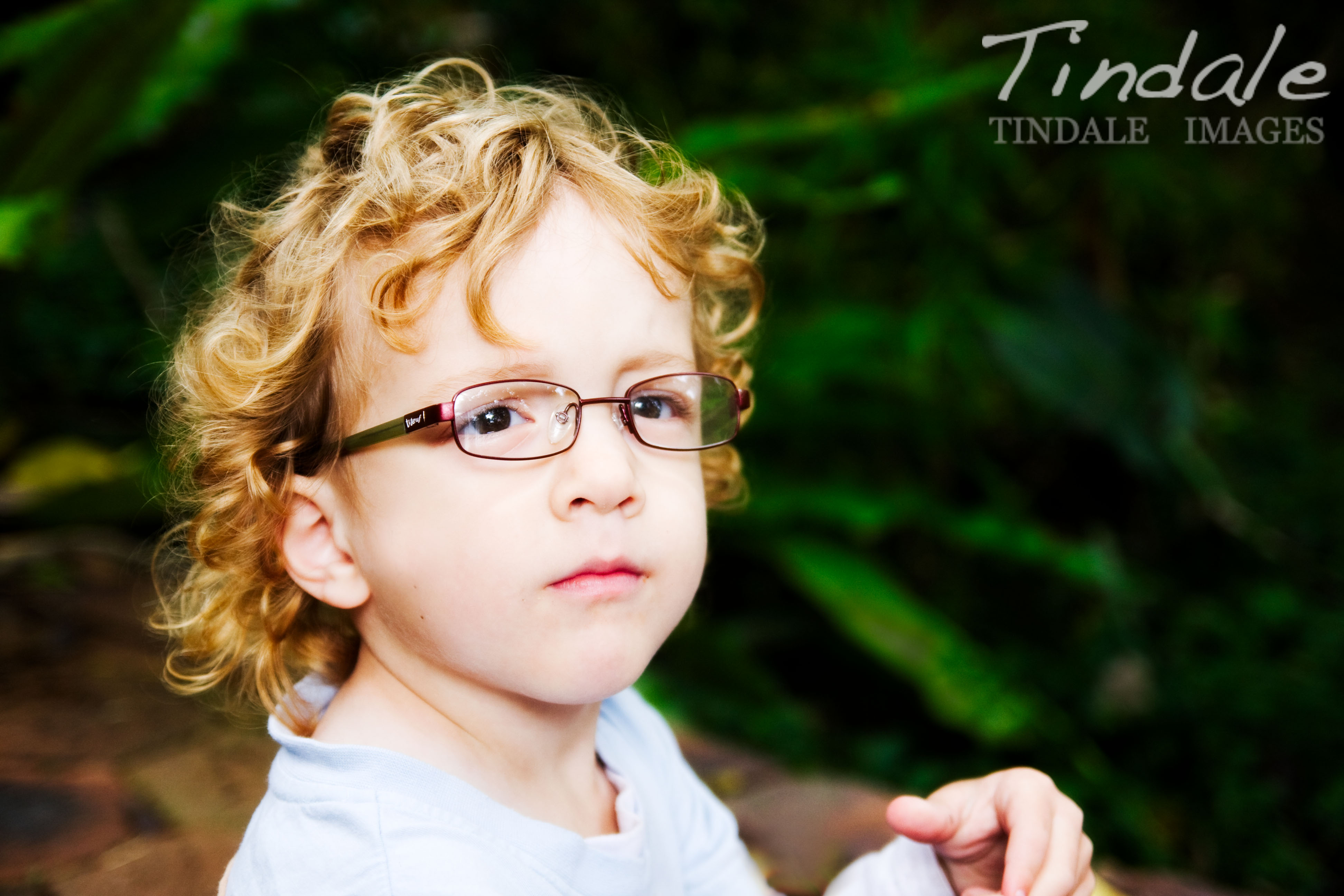 handsome noah in his new glasses.