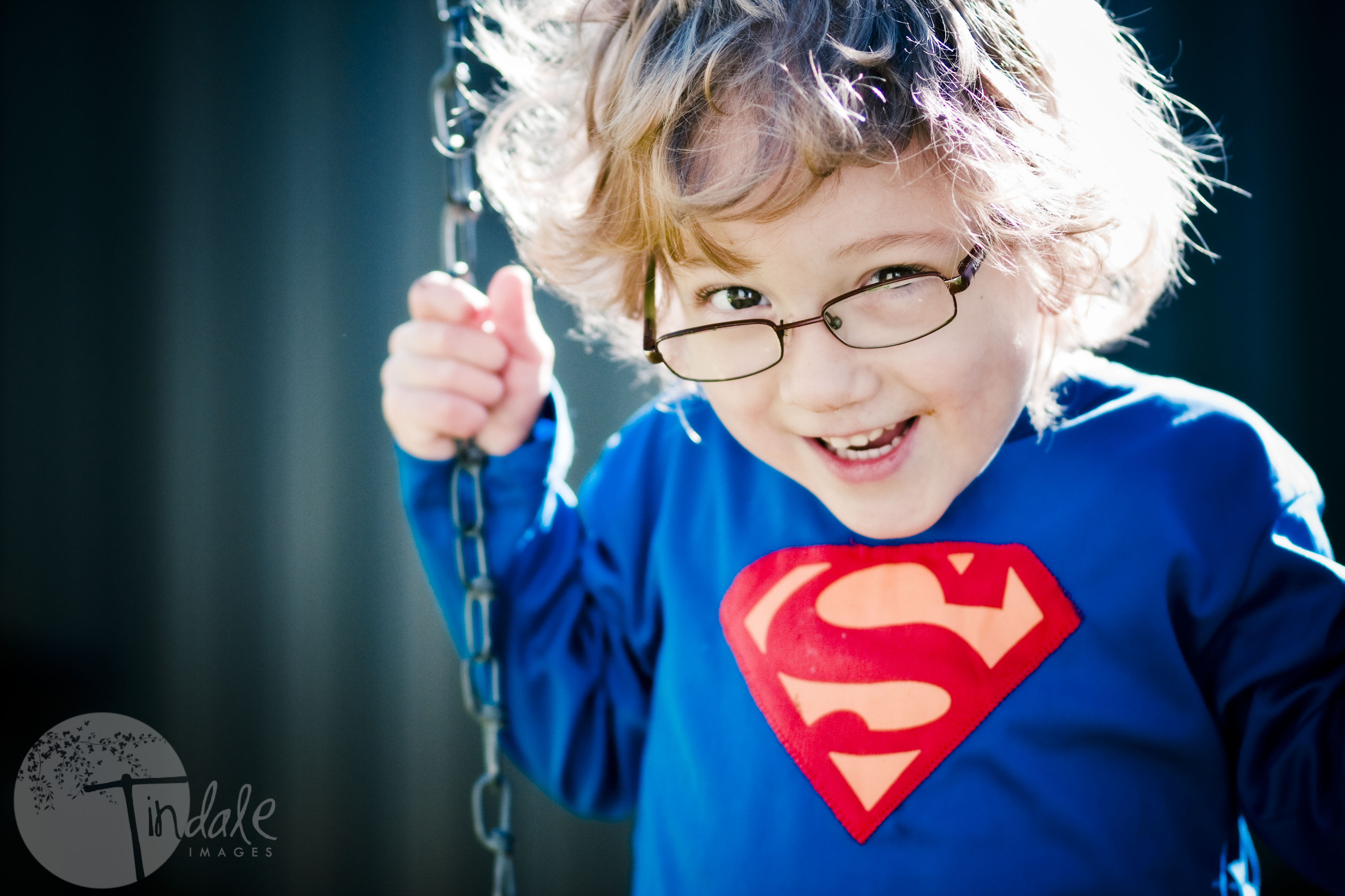 Fasting than a speeding bullet.. it's superboy!!!