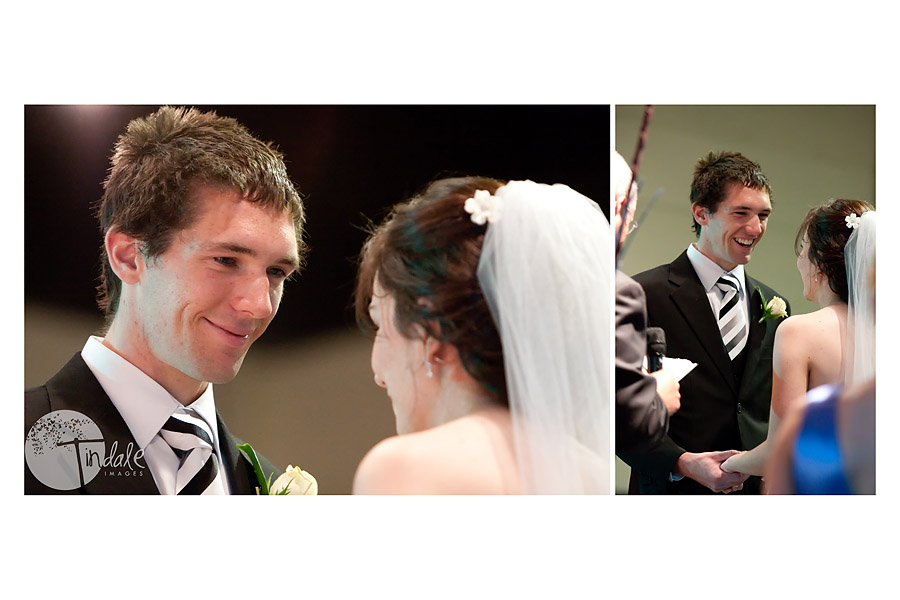 hayley and pete church storyboard Pete and Hayley's Wedding.. such a romantic couple!!