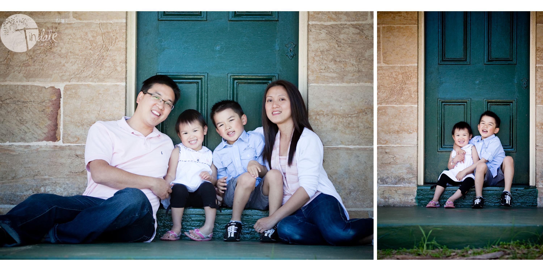 Brotherly love - Southern Sydney Family Photographer