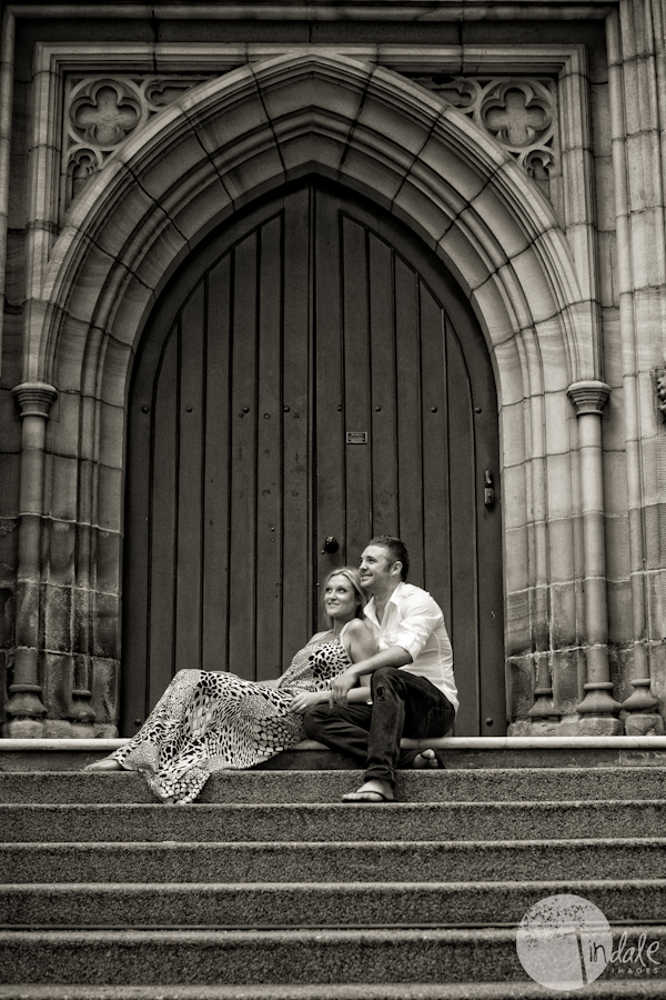 city church bliss - southern sydney wedding photographer