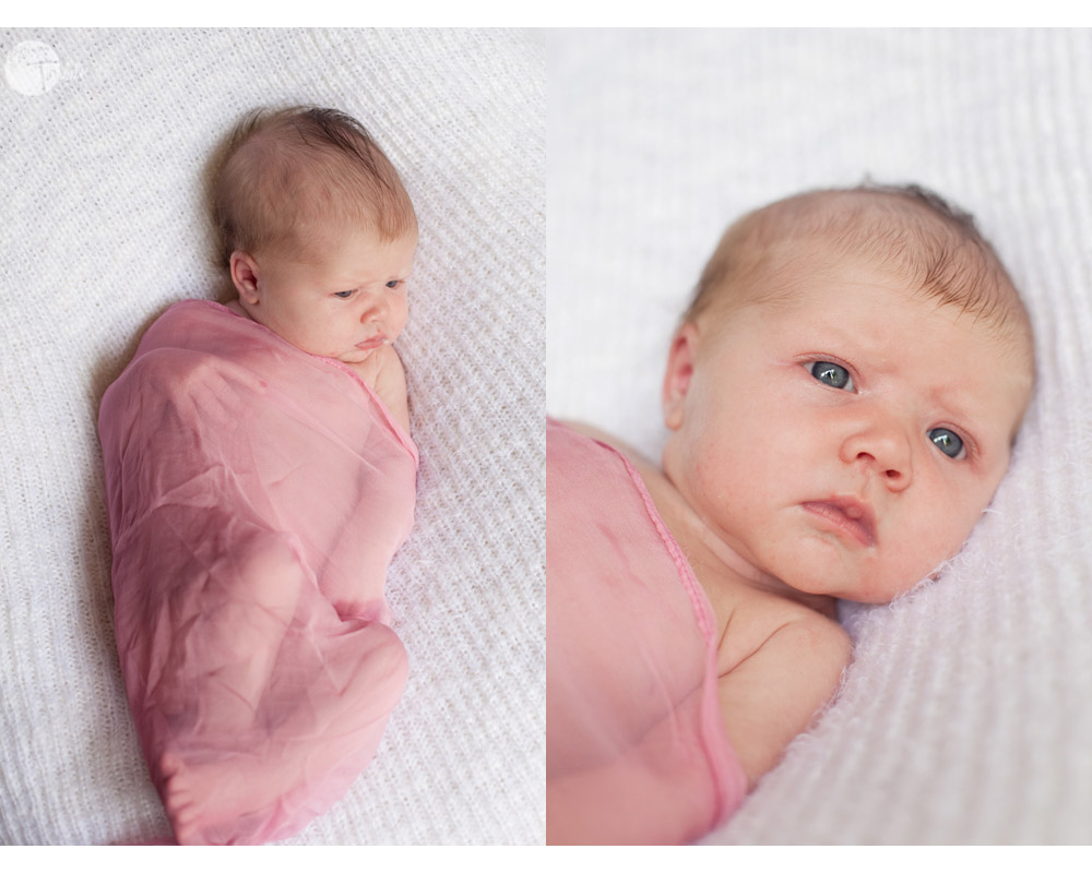 vintage baby beauty - southern sydney newborn photographer