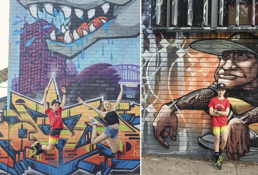 storyboard 83 Graffiti mini shoots now available..