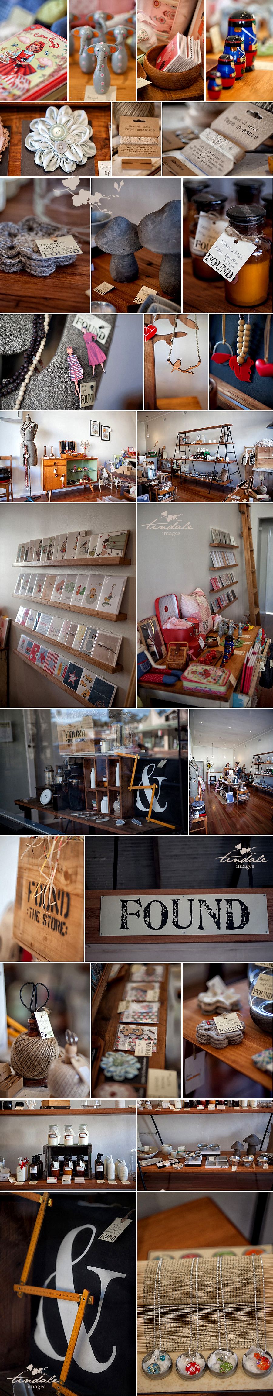 Found - the store..   sutherland shire commercial photographer