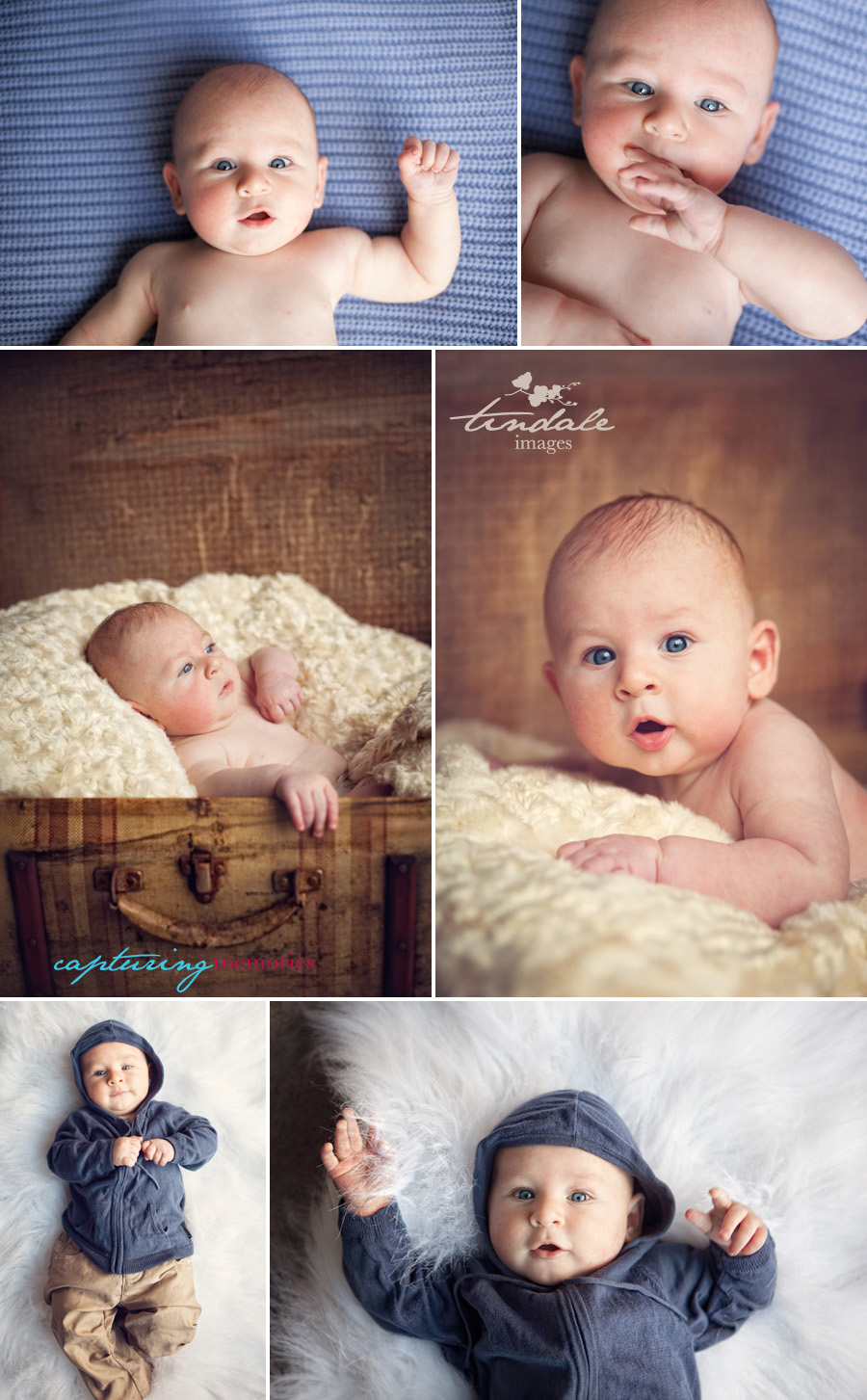 blue eyes - sutherland shire baby photographer