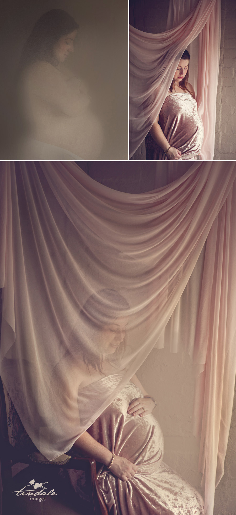 soft and pretty - sutherland shire maternity photographer