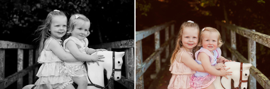 two little princesses - sutherland shire family photographer