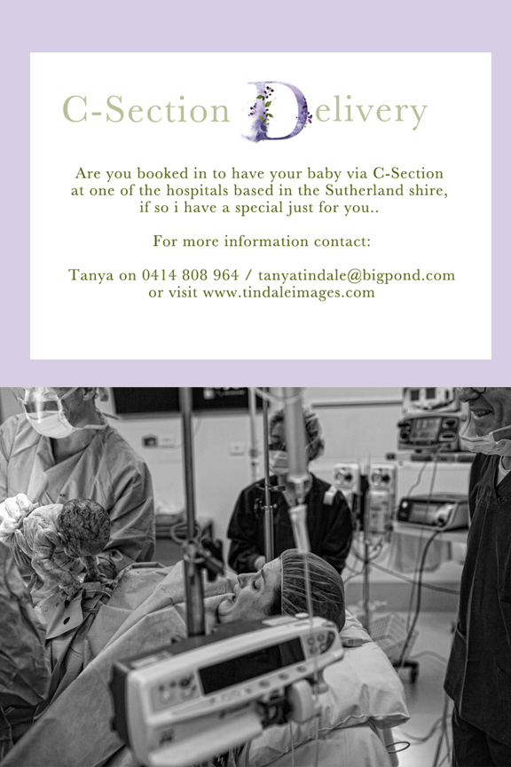 C SECTIONPROMO Birth photography now available..