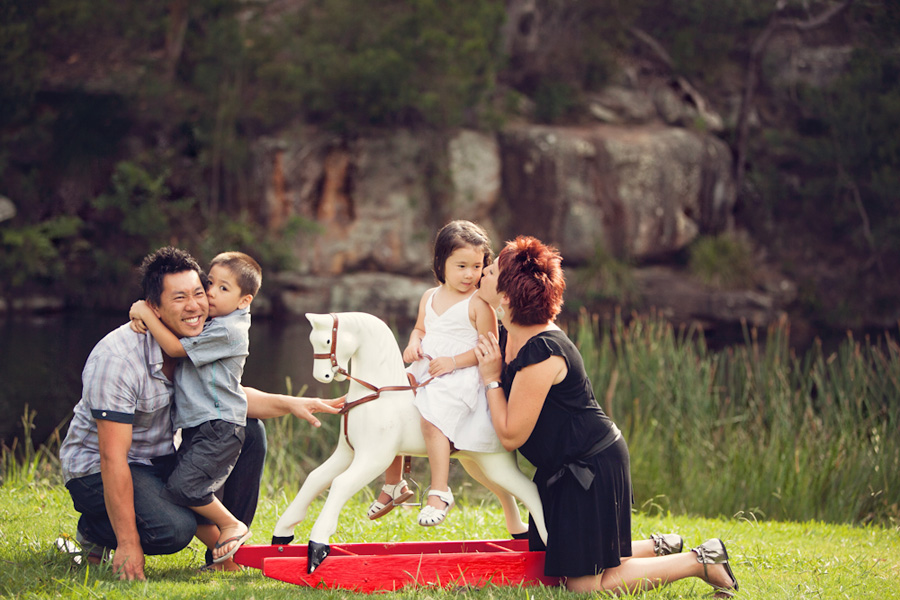 3 generations - sutherland shire family photographer