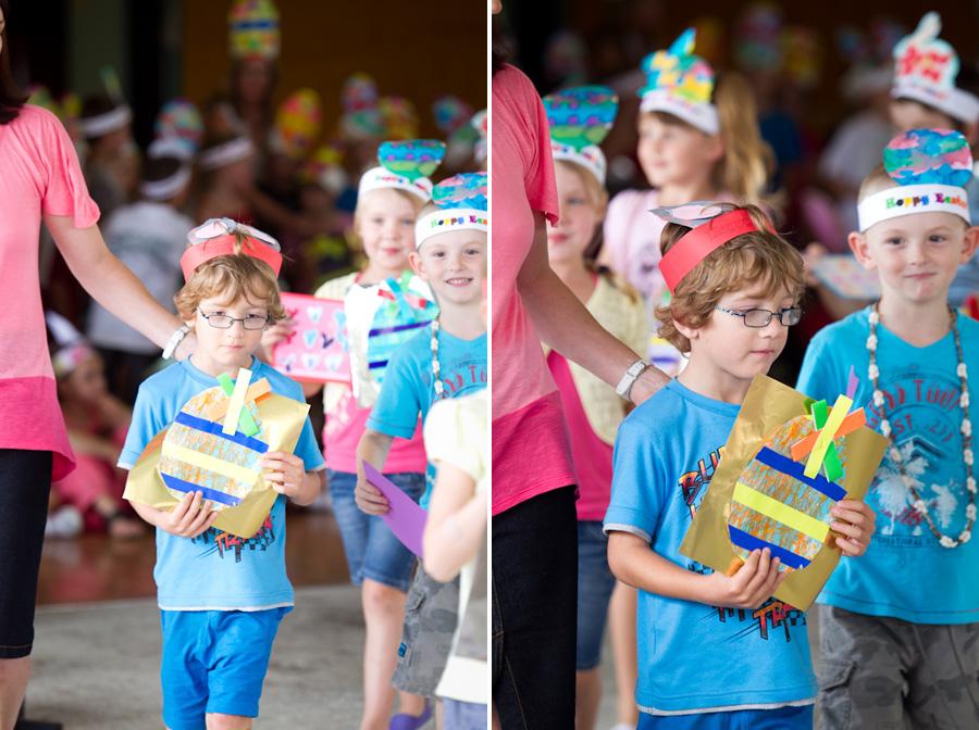 Happy Easter - Childhood memories project