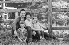 farm stay family number 3 - sutherland shire family photographer