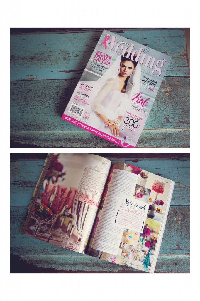magazine modern bride 682x1024 in the press   sutherland shire family photographer
