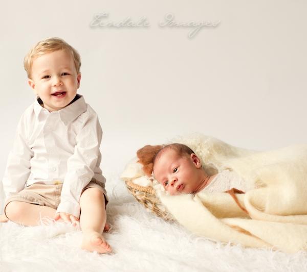 family of 4 - sutherland shire newborn photographer