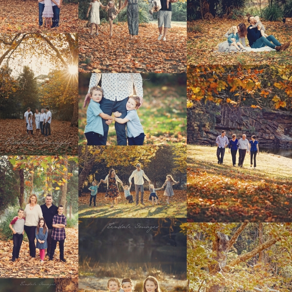 autumn delight- sutherland shire family photography