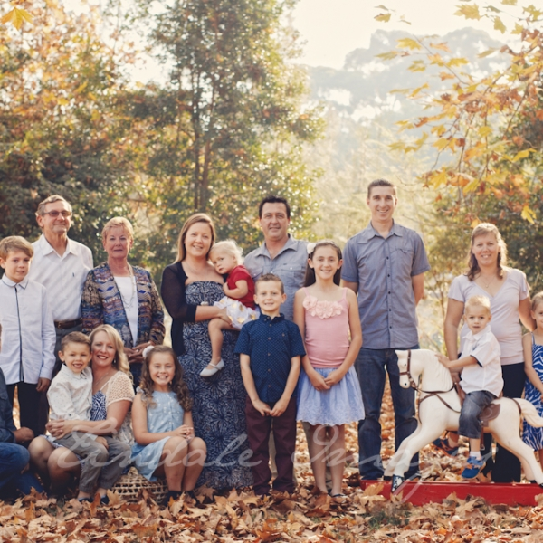 extended family madness - sutherland shire family photographer