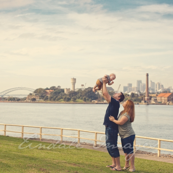 little dude - sutherland shire baby photographer