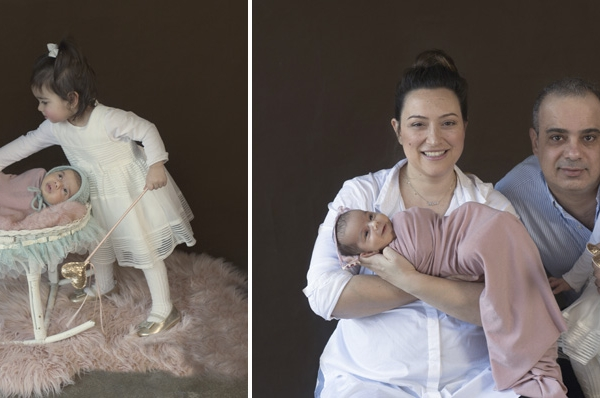 two princesses - sutherland shire newborn photographer