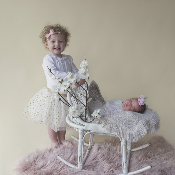 spring beauties - sutherland shire newborn photographer