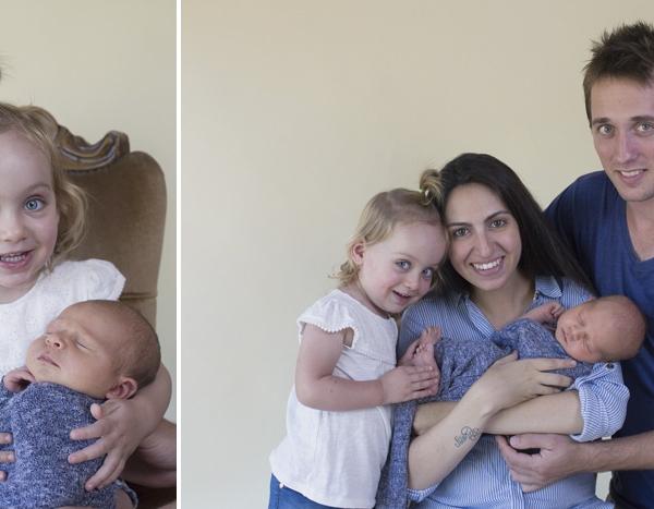 little boy blue - sutherland shire newborn photographer