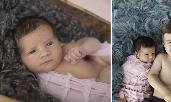 little beauty - sutherland shire newborn photographer