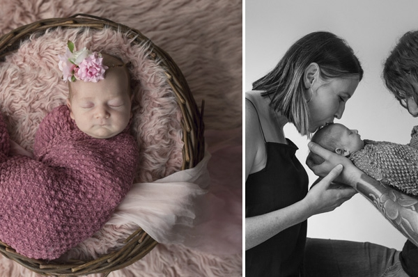 little one - sutherland shire newborn photographer