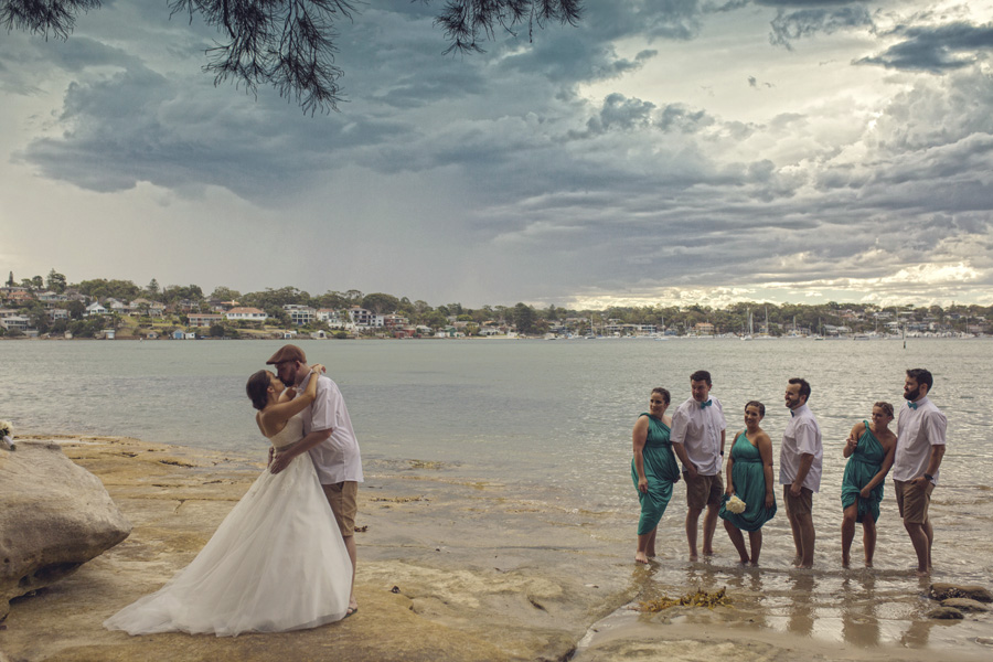 storyboard 26 here comes the bride   sutherland shire wedding photographer