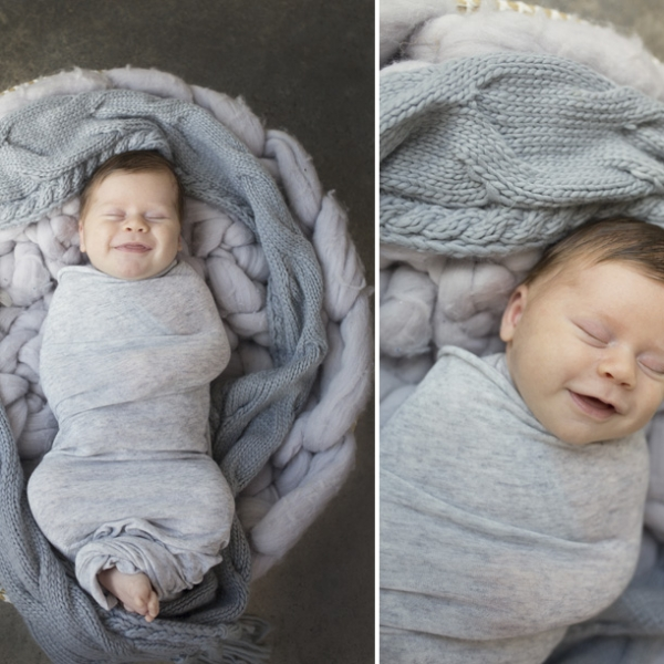 smiles for days... - sutherland shire newborn photographer