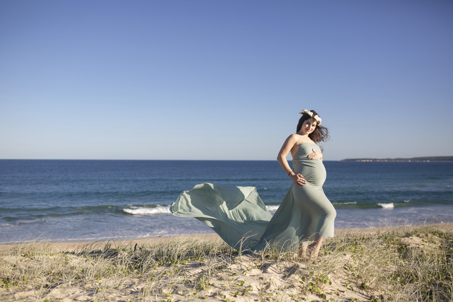 storyboard 67 sunset bump   sutherland shire maternity photographer