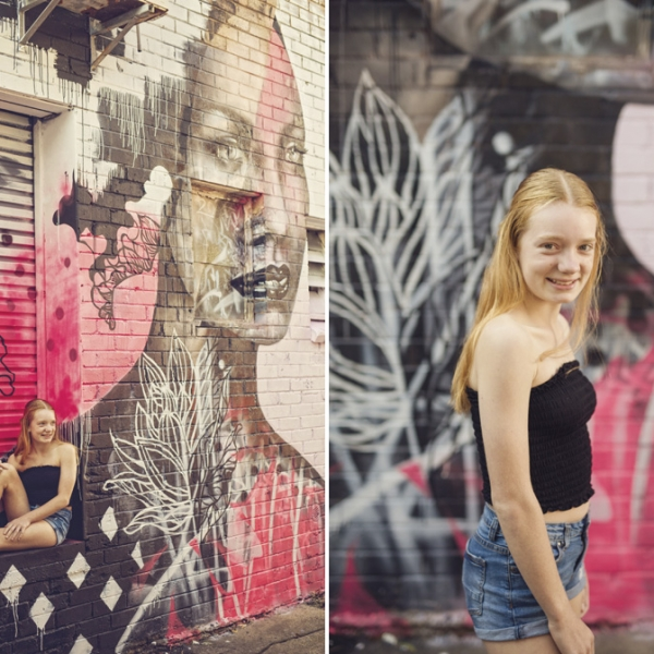 graffiti madness - sutherland shire family photographer