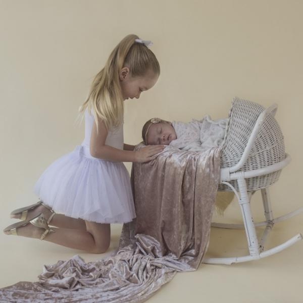 little ballerinas.. - sutherland shire newborn photographer