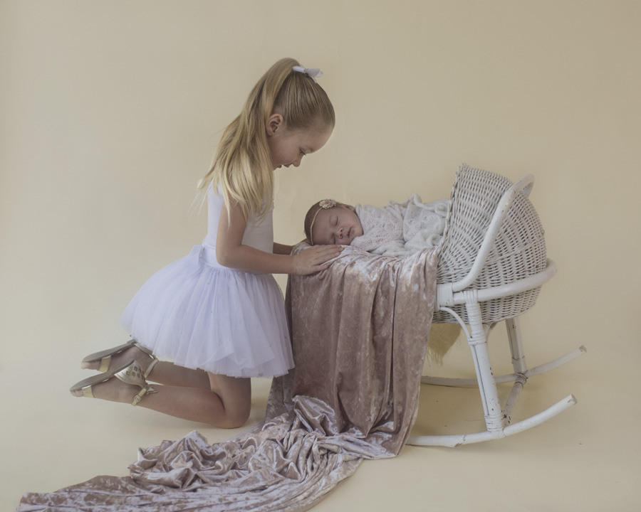 storyboard 26 little ballerinas..   sutherland shire newborn photographer