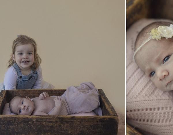 ballerinas - sutherland shire newborn photographer