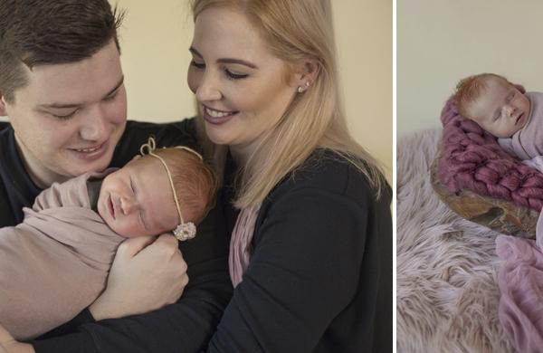 dainty - sutherland shire newborn photographer