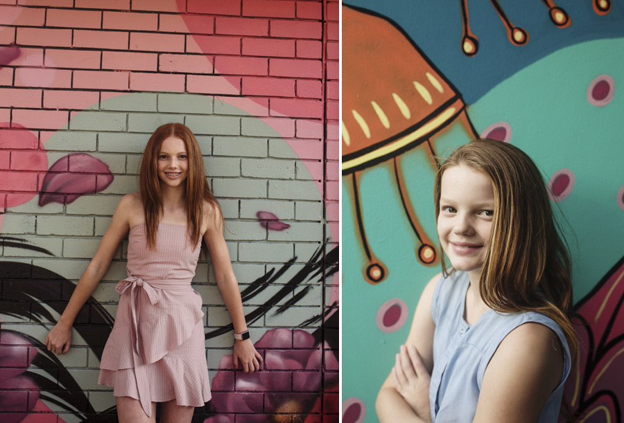 storyboard 66 graffiti beauties   sutherland shire family photographer