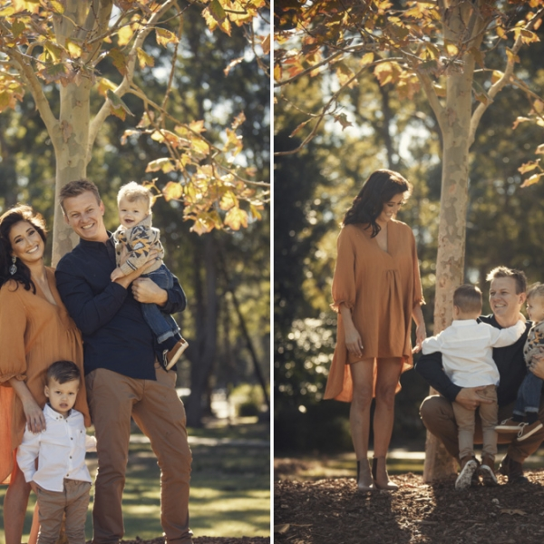 autumn glory - sutherland shire family photographer