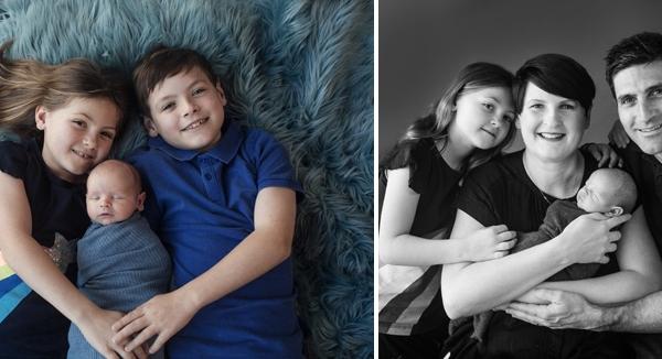 much loved - sutherland shire newborn photographer