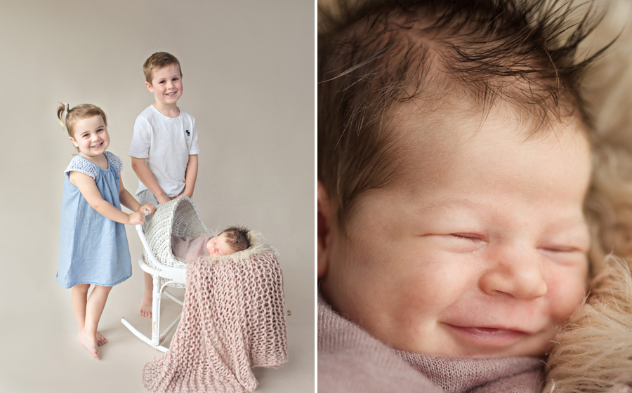 storyboard 6 baby makes 3   sutherland shire newborn photographer
