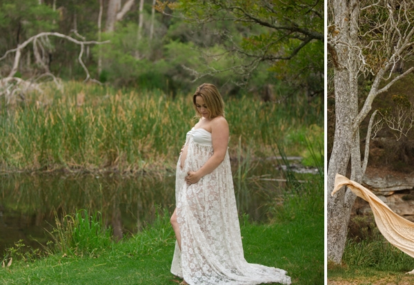 pretty - sutherland shire maternity photographer