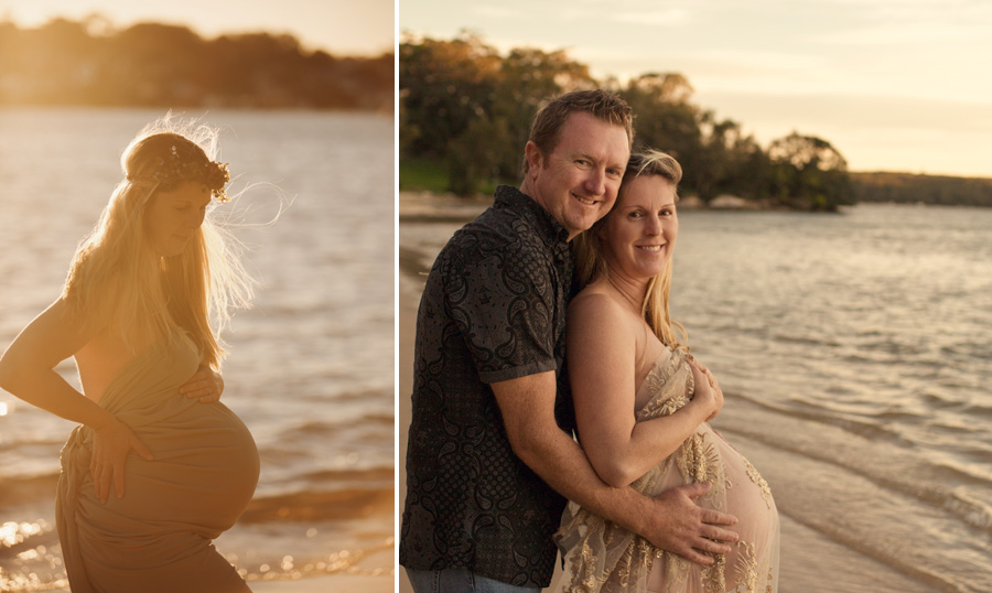 storyboard 53 golden   sutherland shire maternity photographer