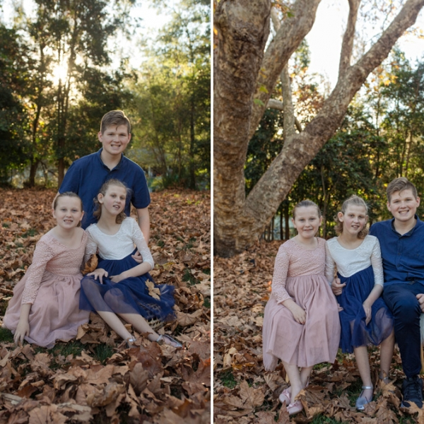 cheeky family - sutherland shire family photographer