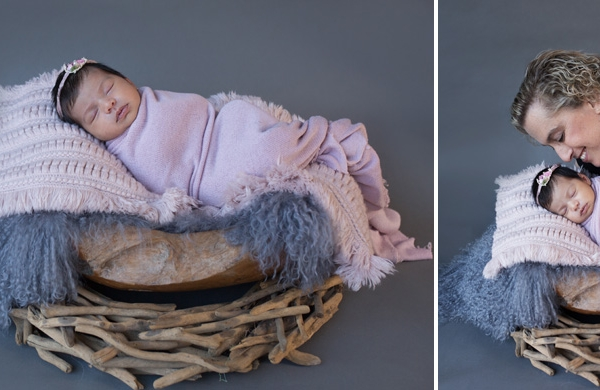 smiley - sutherland shire newborn photographer