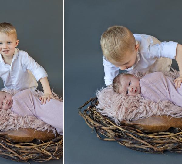 little blondie - sutherland shire newborn photographer
