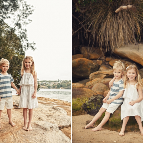 First family for 2020 - sutherland shire family photographer