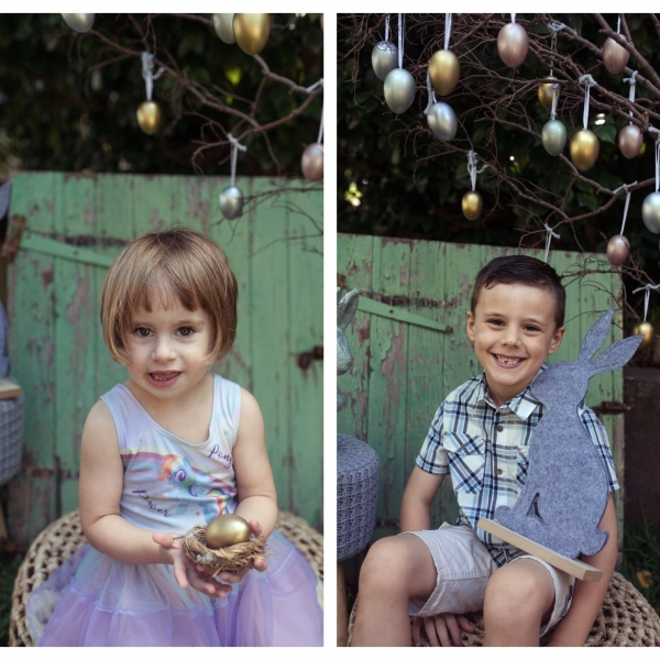 easter cheekiness - sutherland shire family photographer