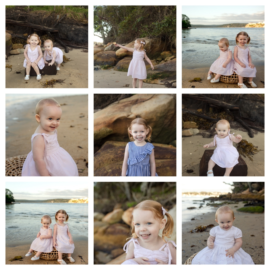 BeFunky collage 2 copy 1024x1024 beach cuties   sutherland shire children photographer