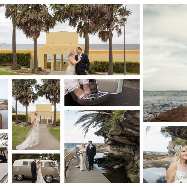 pure joy - sutherland shire wedding photographer