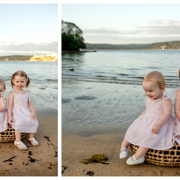 beach babes - sutherland shire children's photographer
