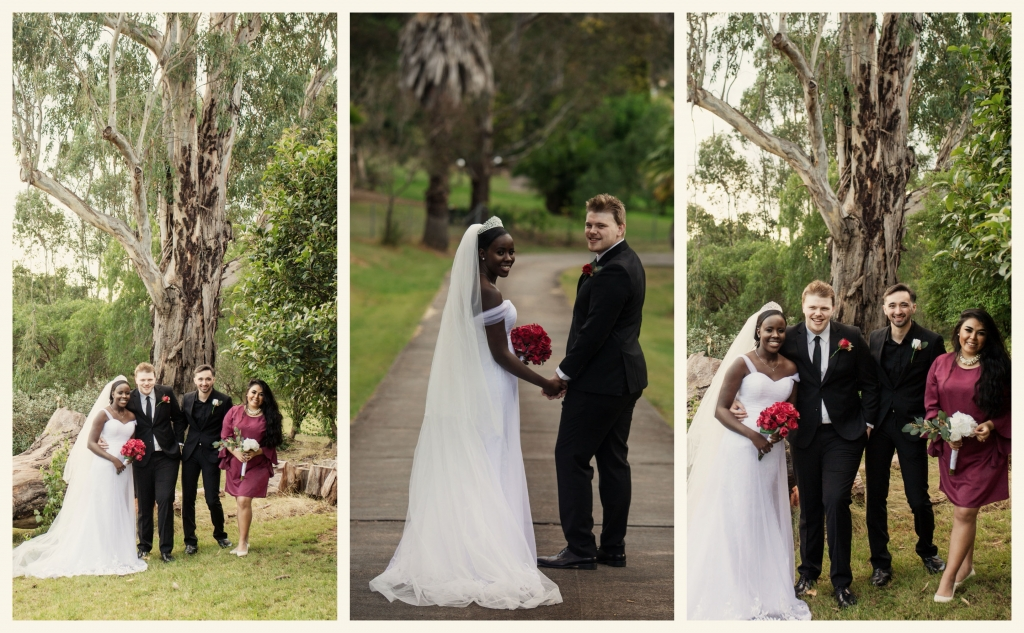 BeFunky collage 108final edit 1024x633 Intimate Wedding in the midst of Covid   sutherland shire wedding photographer