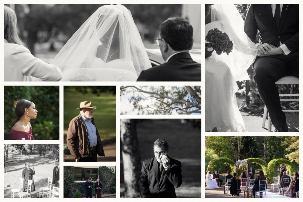 BeFunky collage 117final edit 1024x682 Intimate Wedding in the midst of Covid   sutherland shire wedding photographer