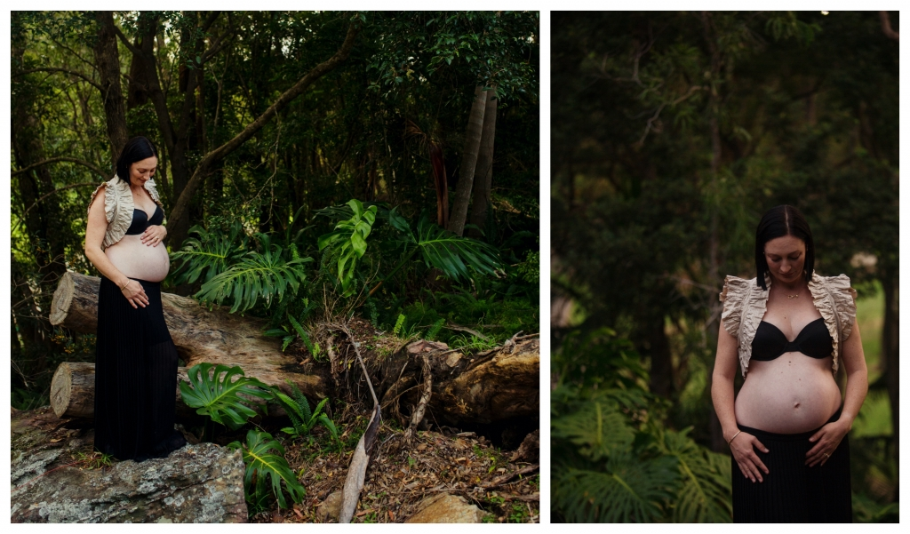 BeFunky collage 2 1024x601 Beautiful   sutherland shire maternity photographer